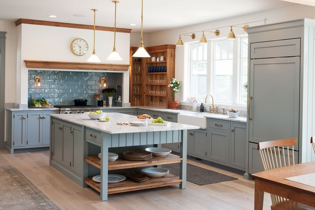 The Incredible Story Of Crown Point Cabinetry Kitchen C
