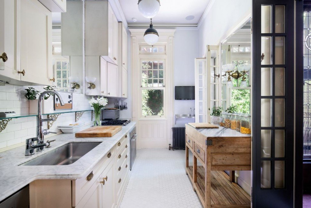 43 Eighth Ave North Slope Brooklyn Townhouse Kitchen