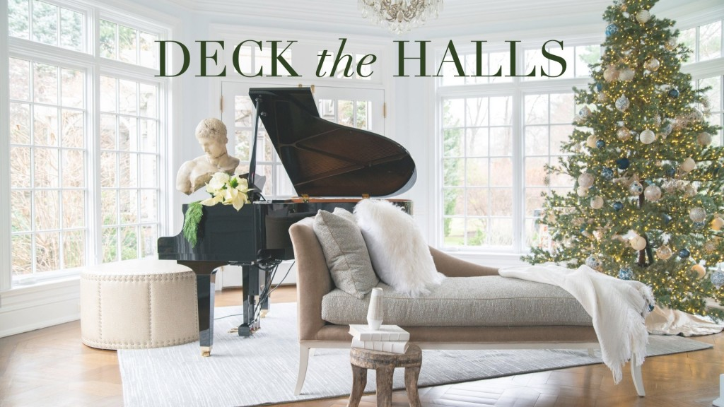 Deck The Halls Featured Image