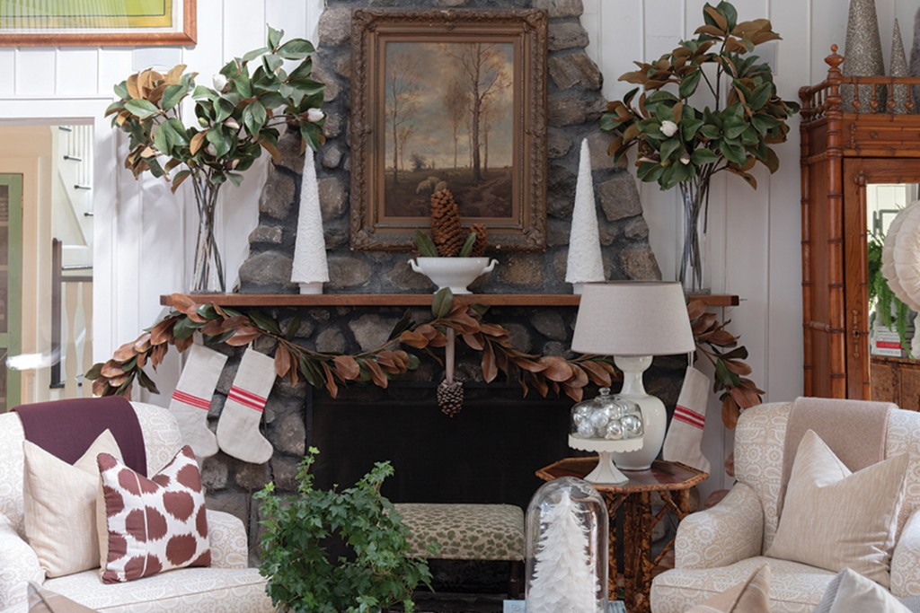 Sam Allen Holiday Decor