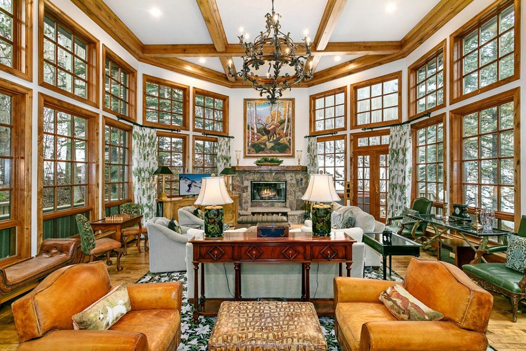 Cozy And Luxurious Beaver Creek Colorado Home Wants 7m Living