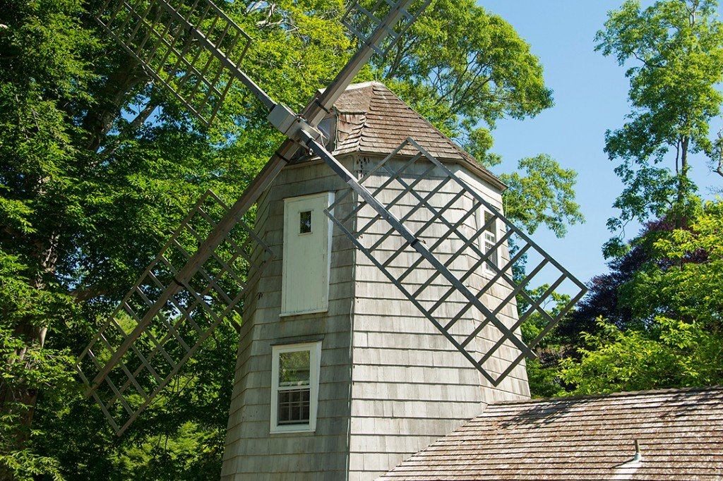 Famed Windmill House Marilyn Monroe Rented In The Hamptons Asks 11 5m Exterior