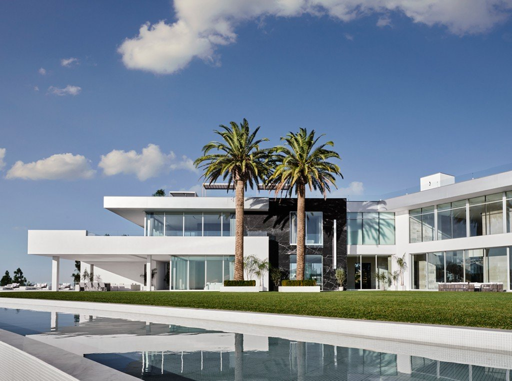 Americas Most Expensive Home Will Soon Hit The Market In Bel Air Exterior