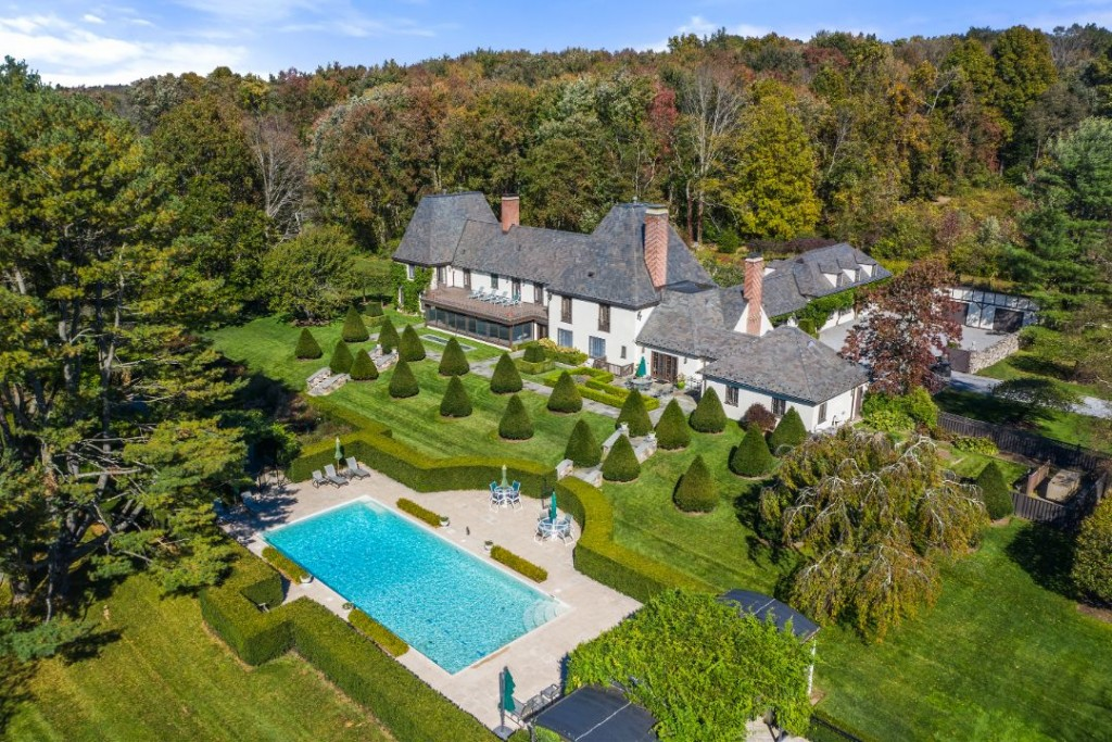 Chicago Producer Westchester Estate Aerial