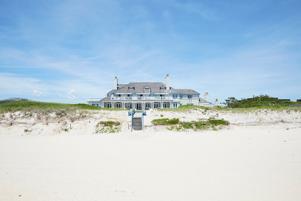 Oceanfront Mansion Becomes Priciest Home For Sale In The Hamptons Exterior1