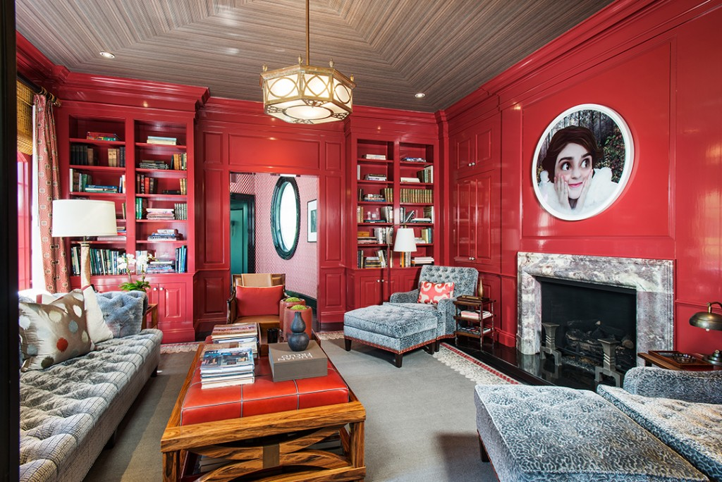 Tour A 30m Greenwich Estate Transformed By Steven Gambrel Study
