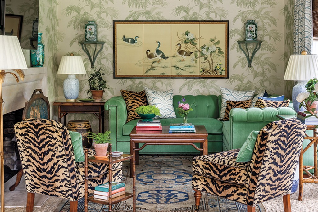 Animal Print Designs To Decorate Your Home