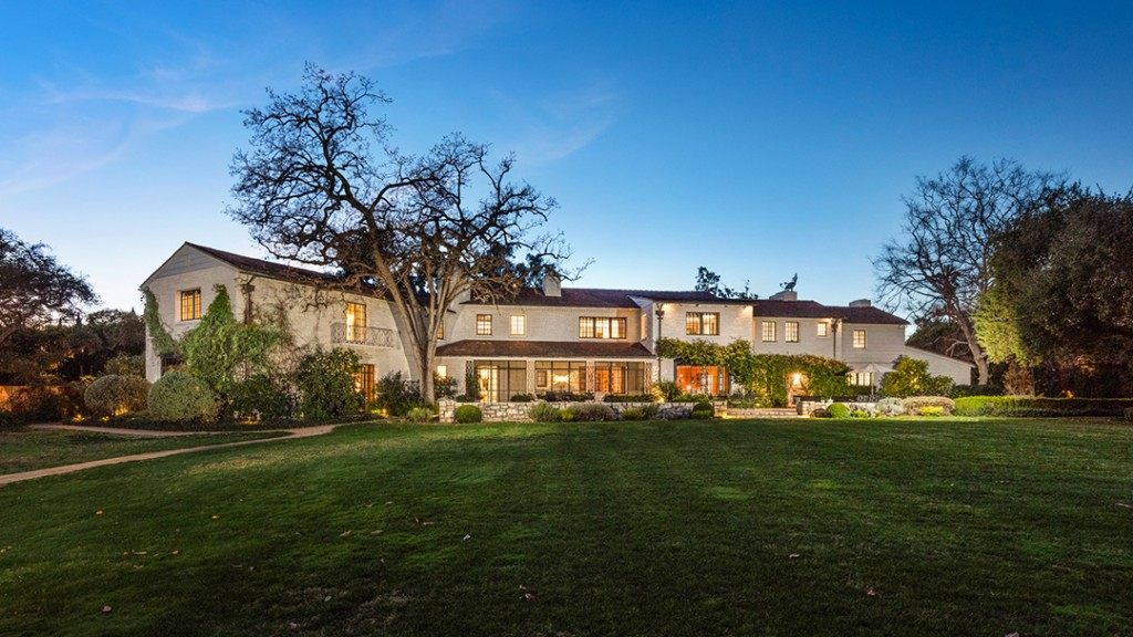 Usc Puts Circa 1934 Presidents Estate On The Market For 24 5m Exterior