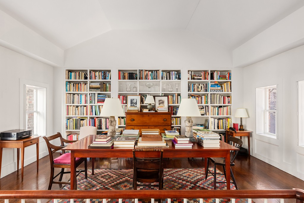 120 Year Old Historic West Village Townhouse Seeks 4 75m Library