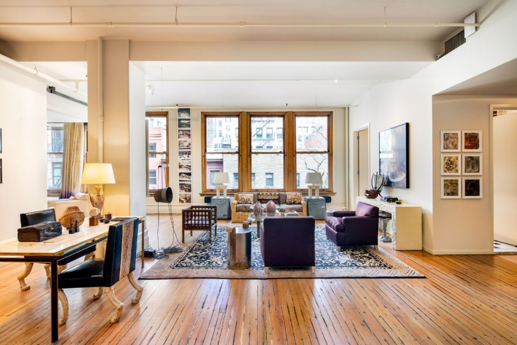 24 E 20 Street Downtown Manhattan Loft