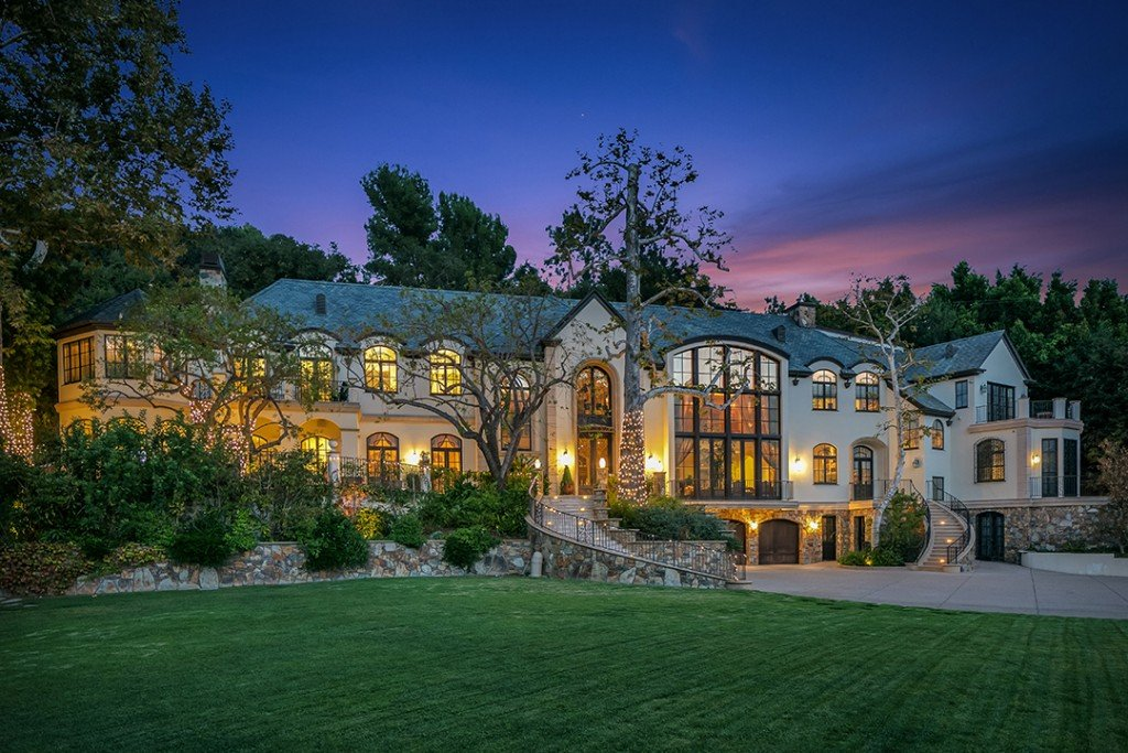 Gene Simmons Beverly Hills Mansion