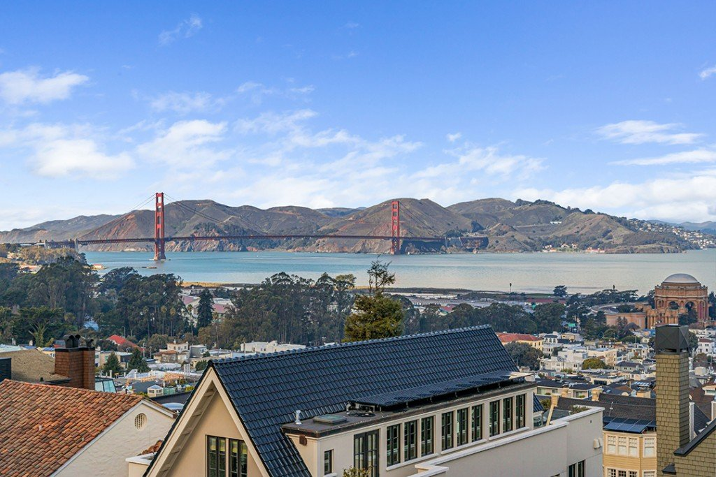 San Francisco Home With A Golden Location Wants 6 5m View