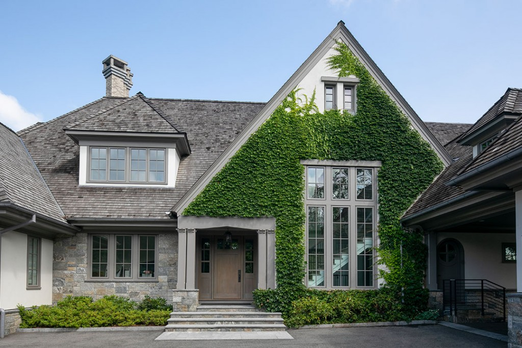 Tour A Modern Tudor Style Home Designed With Stone In Mind Horizontal 9