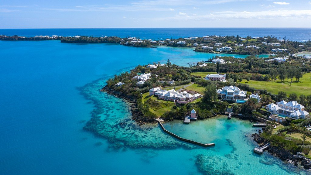 Waterfront Bermuda Home Will Soon Go To Auction Without Reserve Ocean C
