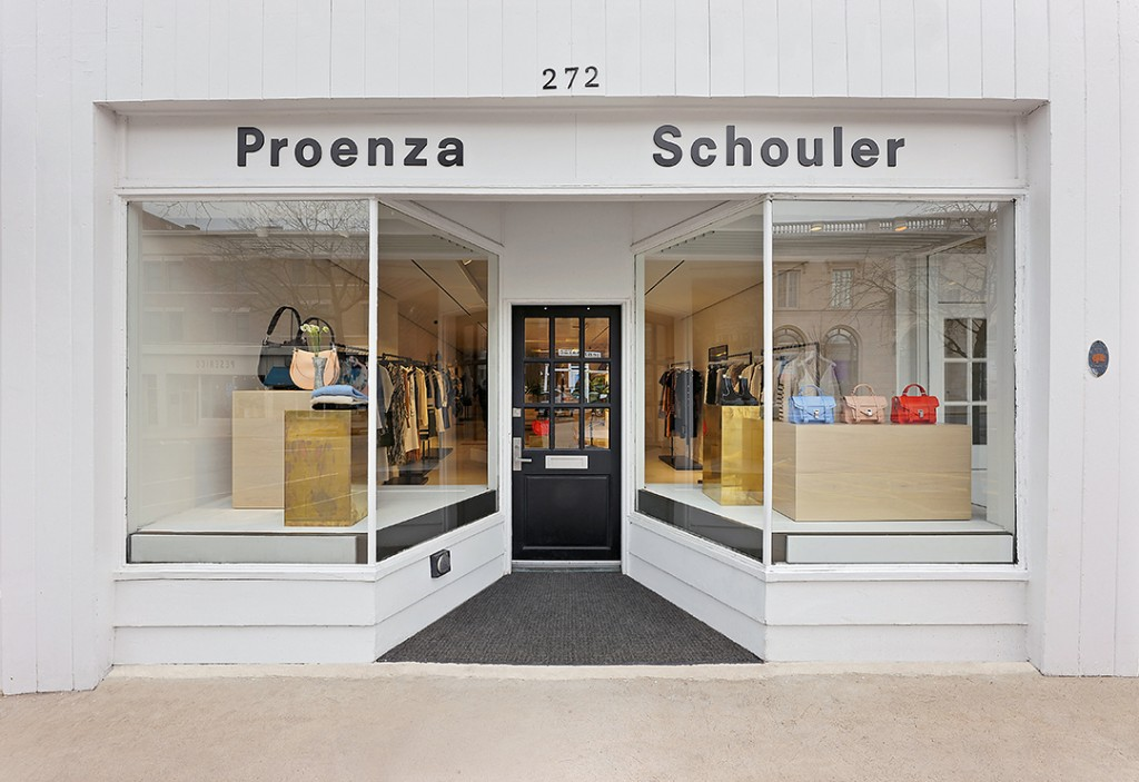 Proenza Schouler Greenwich Pop Up Shop 2