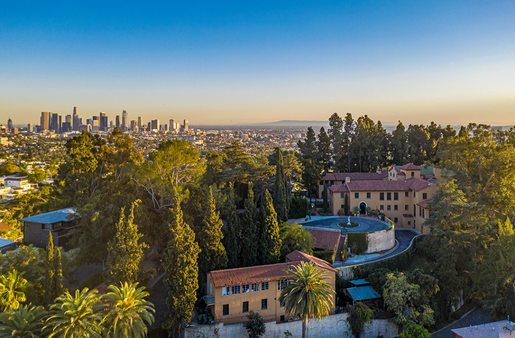 The Paramour Estate Skyline
