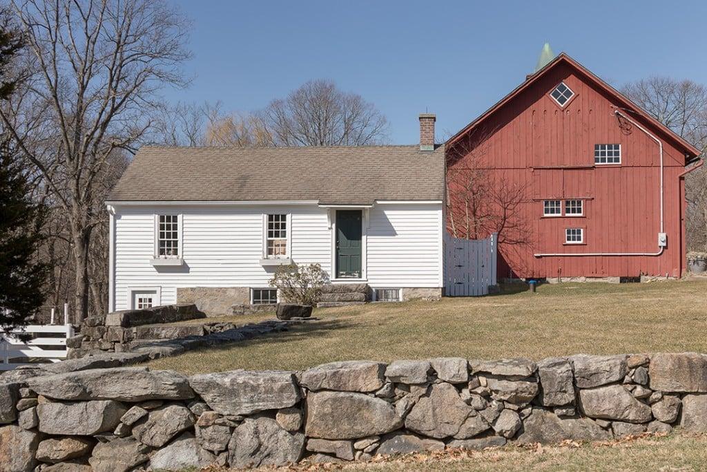 18th Century New Canaan Farm Asks 3 5m