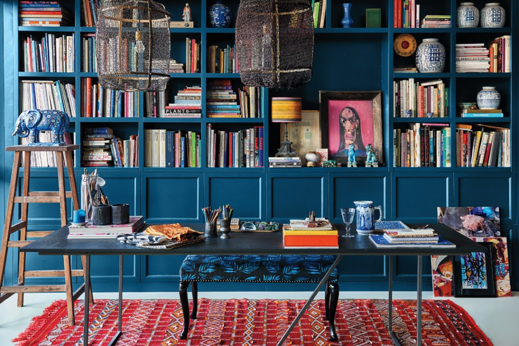 Tour A Vibrant Amsterdam Home