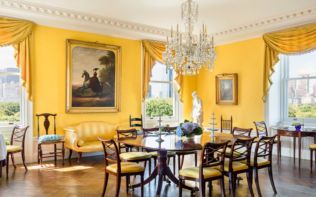 Harry Winston Once Called This 32 5m Upper East Side Stunner Home Dining C