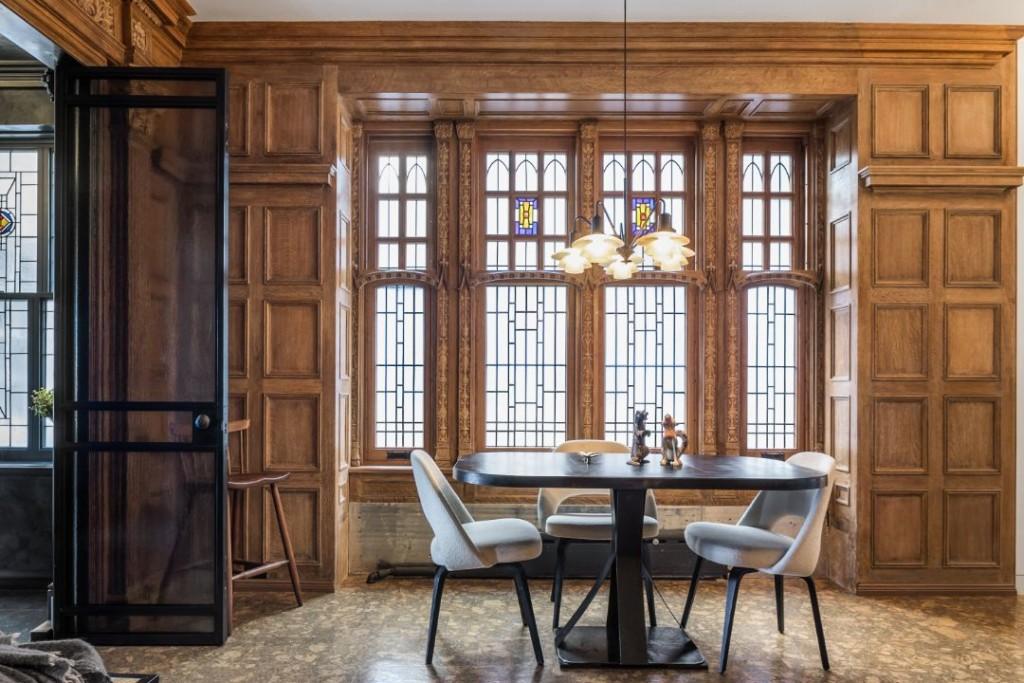 44 West 77th Street Upper West Side Apartment Breakfast Nook