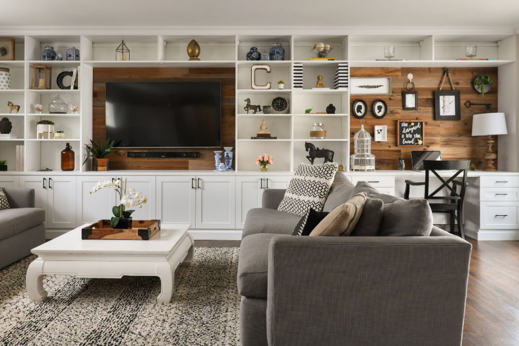 Tips And Tricks To Create Multipurpose Spaces California Closets Living Room