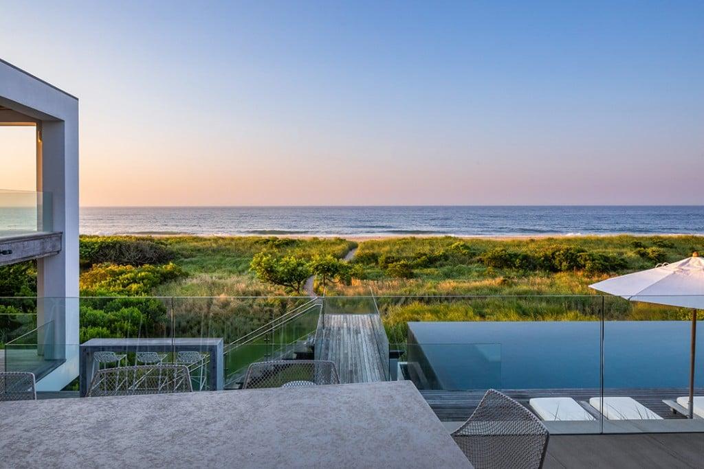 Breathtaking Bridgehampton Modern Lists For 52m View Sunset