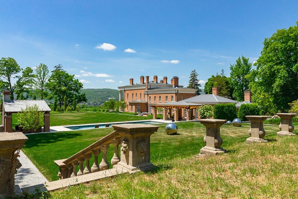 Hudson Valleys Historic Circa 1864 Sloan Estate Lists For 11 25m Gardens B