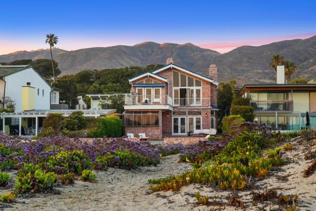 Jack Lemmon Malibu Broad Beach House Beach Access