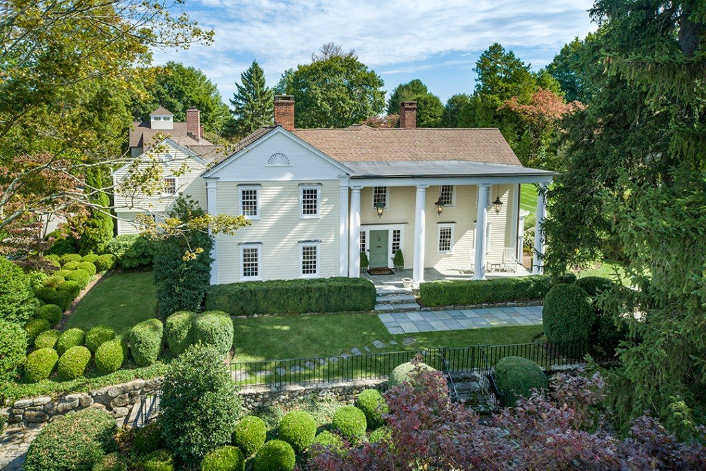 Historic Wilton Home With Revolutionary War Significance Asks 3m