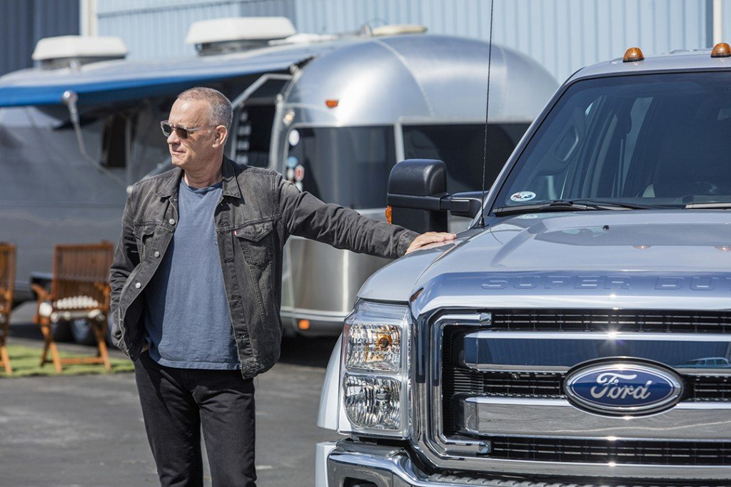Tom Hanks Will Soon Auction Off 3 Cool Cars And His Treasured Airstream 2011 Ford F450 Super Duty Crew Cab Lariat Pickup 3