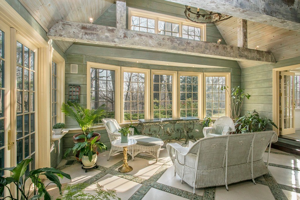 Mamaroneck Home Built For A Famous Nyc Schaefer Beer Brewer Seeks 4m Sunroom