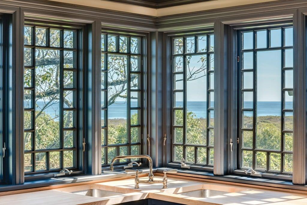 Seven Sisters 153 Deforest Road Montauk Windows