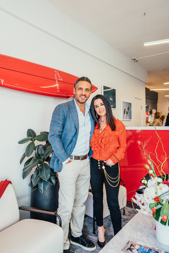Mauricio Umansky Talks The Agency Real Housewives And More Kyle Richards