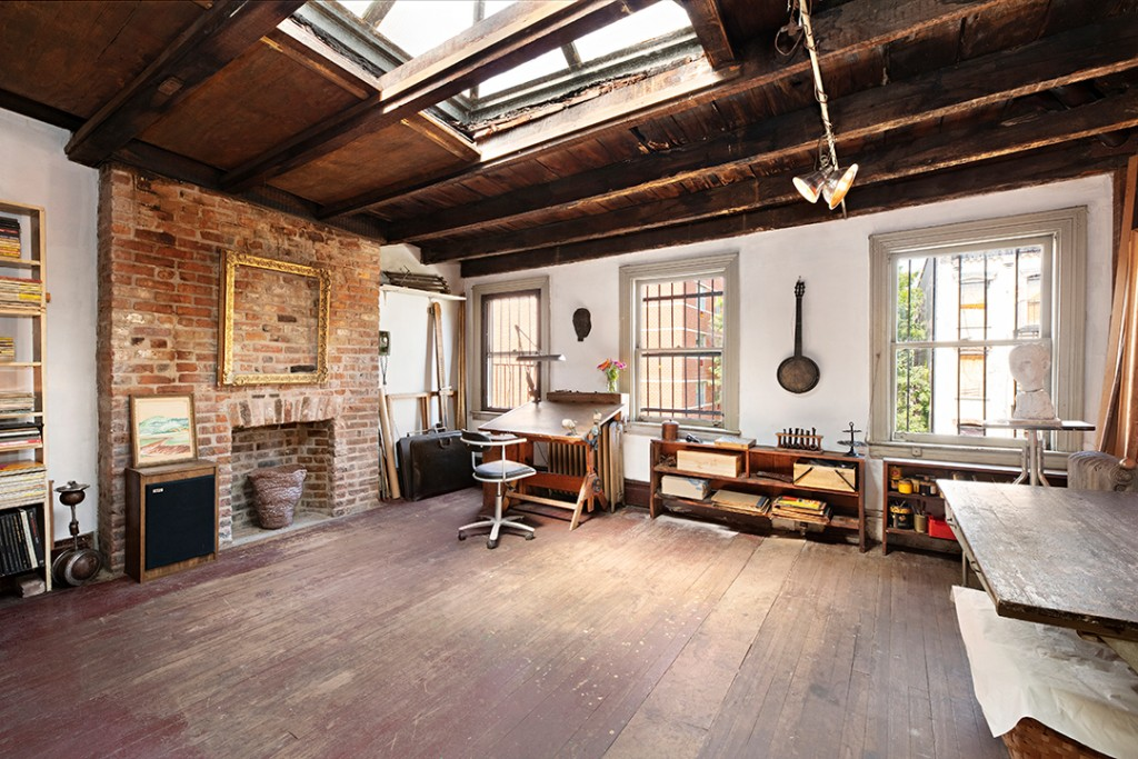 The Nyc Home And Art Studio Of Late Abstract Expressionist Jay Rosenblum Lists Studio B