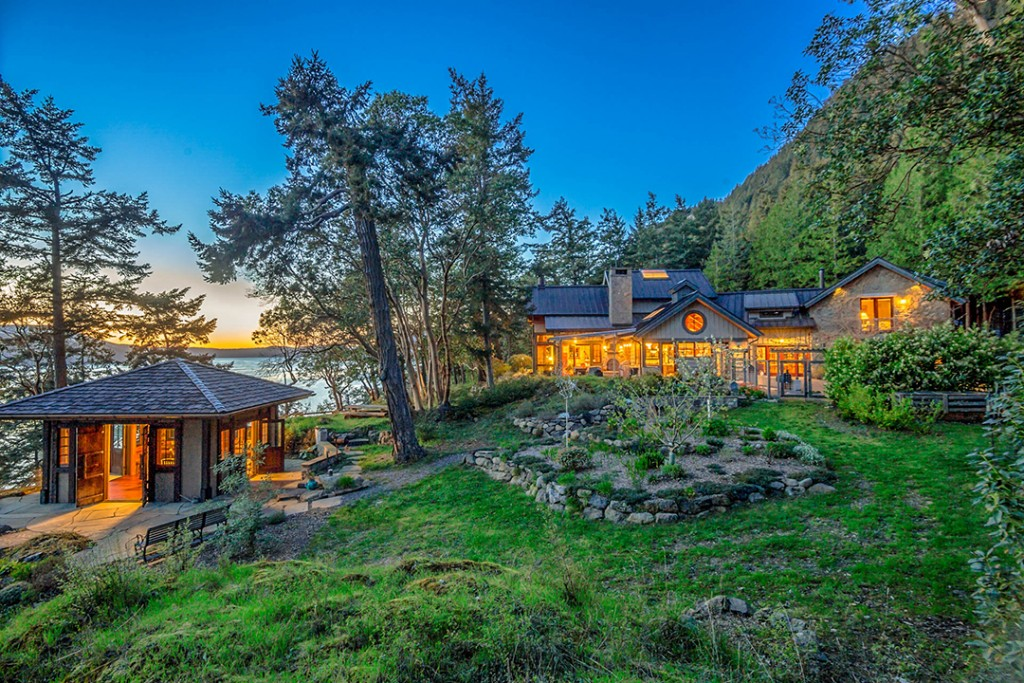 Oprah Winfrey Sells Dreamy Waterfront Estate On Orcas Island For 14m Houses