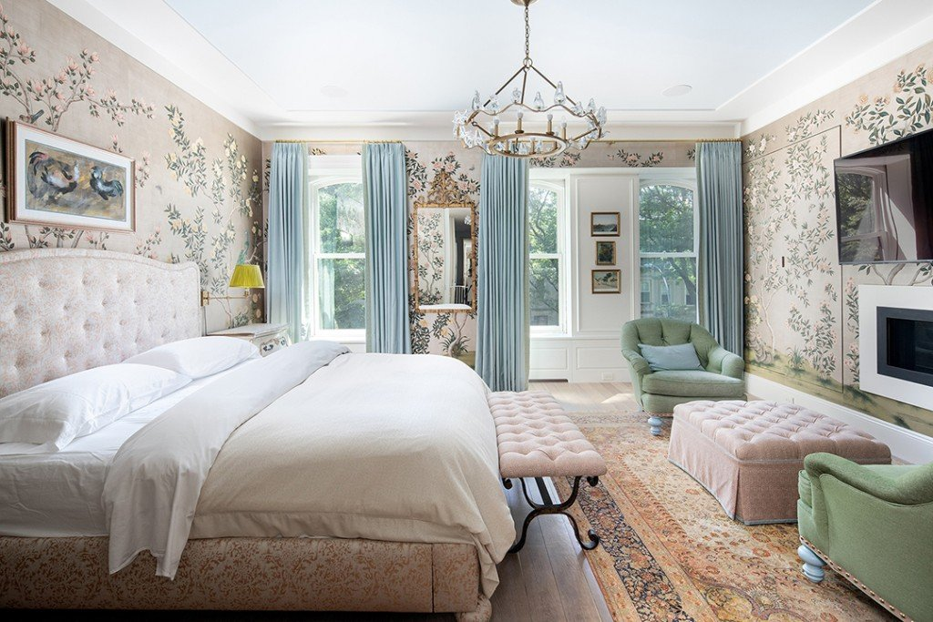 An Artistic Park Slope Brownstone That Blends Styles Beautifully Asks 7 25m Bedroom