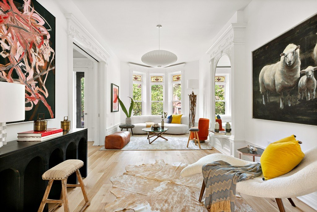 Nyc Doctors Row Townhouse