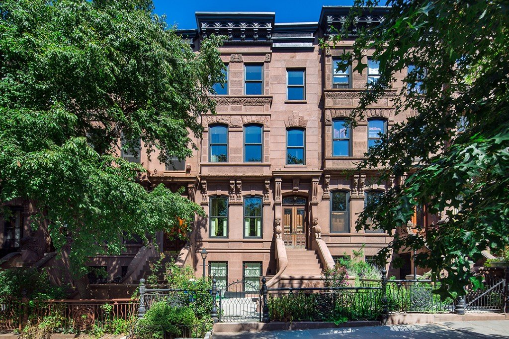 An Artistic Park Slope Brownstone That Blends Styles Beautifully Asks 7 25m Exterior B