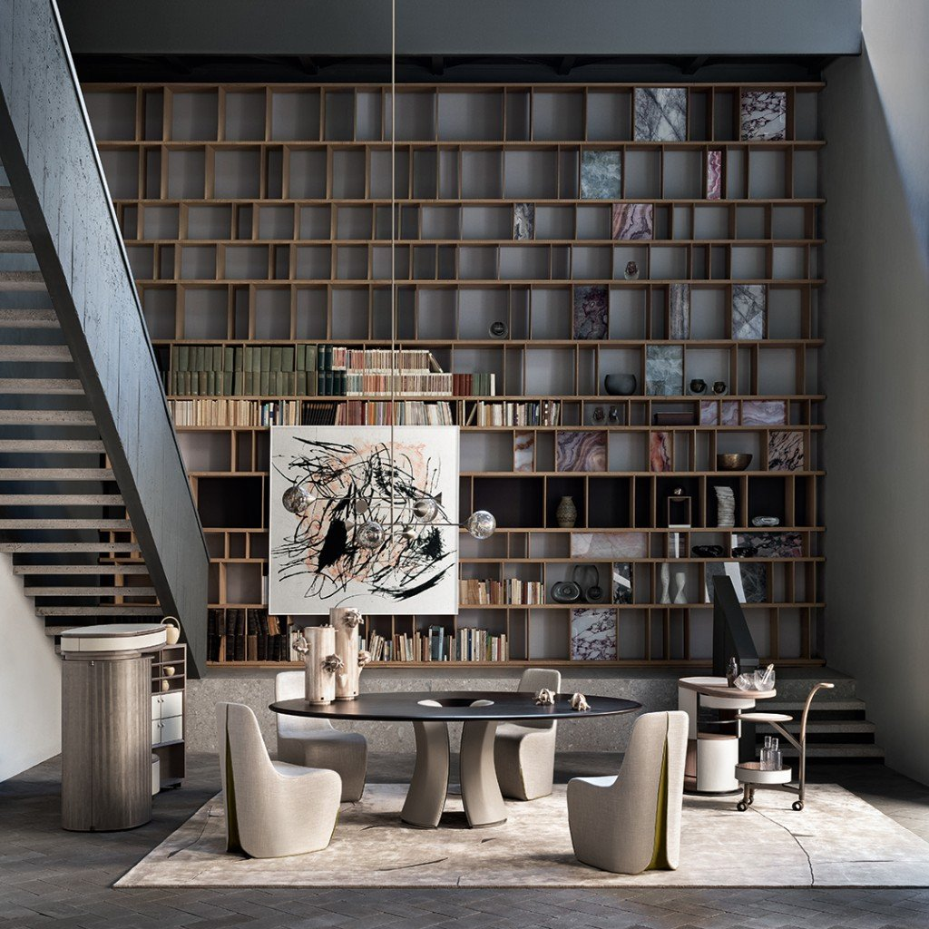 Explore The Inspired Innovative Giorgetti 2021 Giorgettiadv Dining Ensotie Cg Email