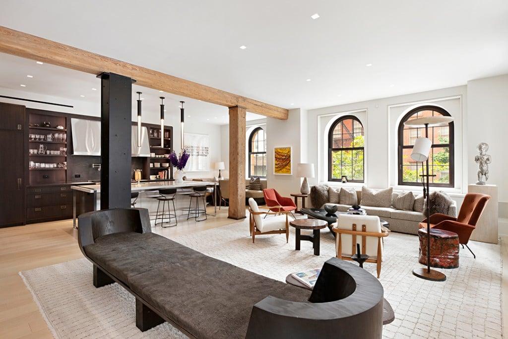 Manhattan Pad Designed By Douglas Durkin Living Room