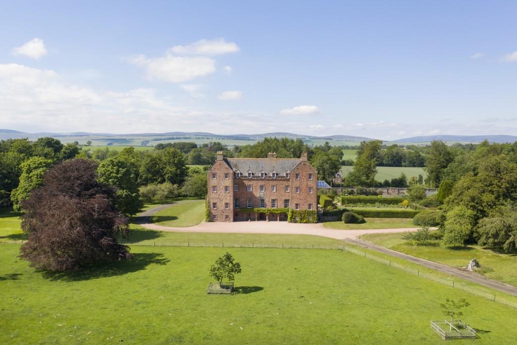 Angus Scotland Careston Castle Estate