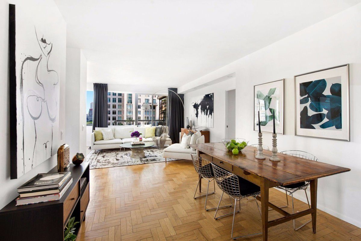 Joy Behar's New $2.4M Upper West Side Condo Has a Quite the View