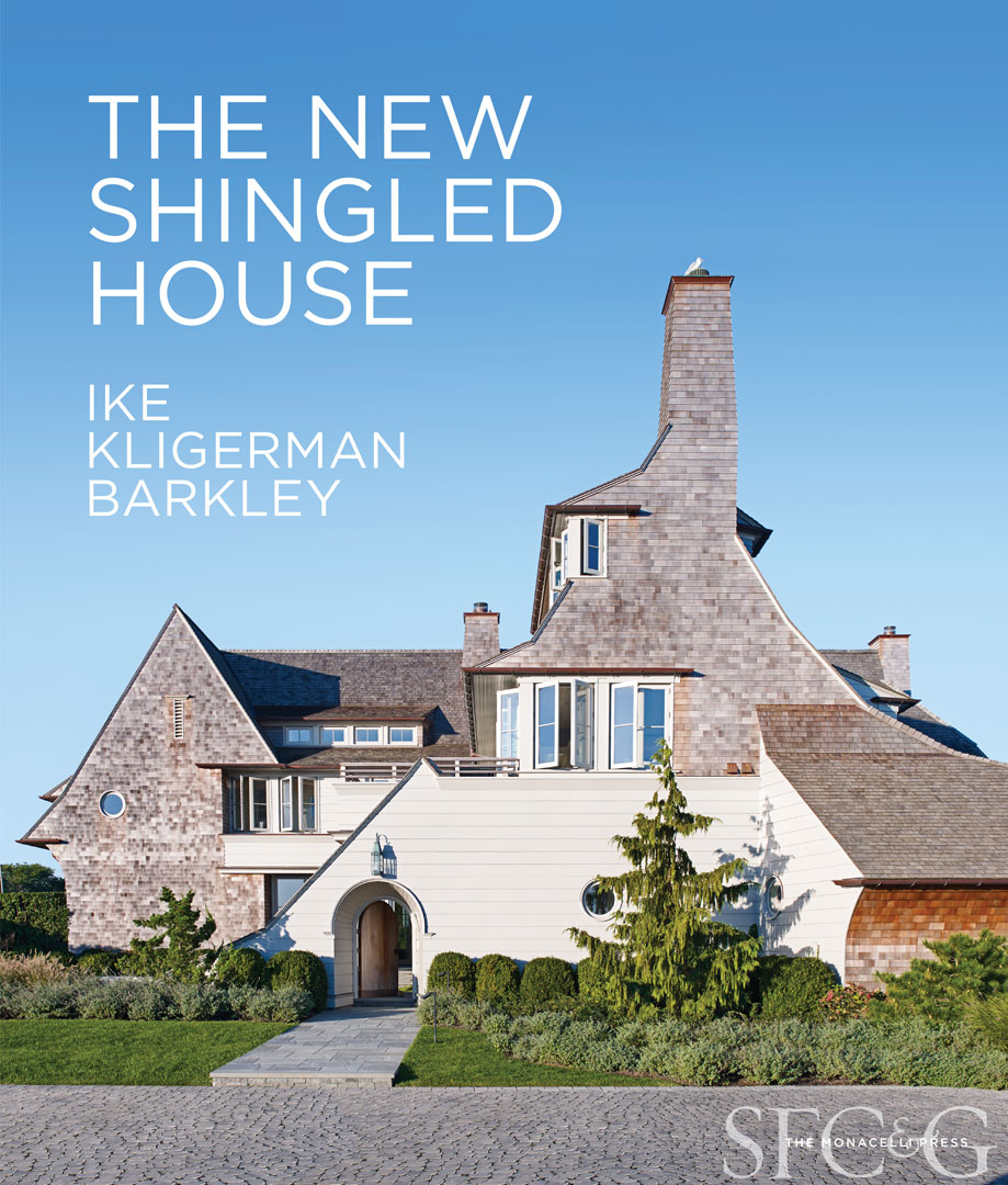 The New Shingled House by Ike Kligerman Barkley reveals the radical side of the shingle-style home.