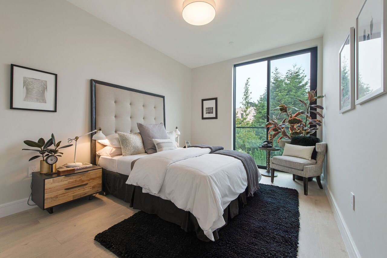 Cow Hollow bedroom
