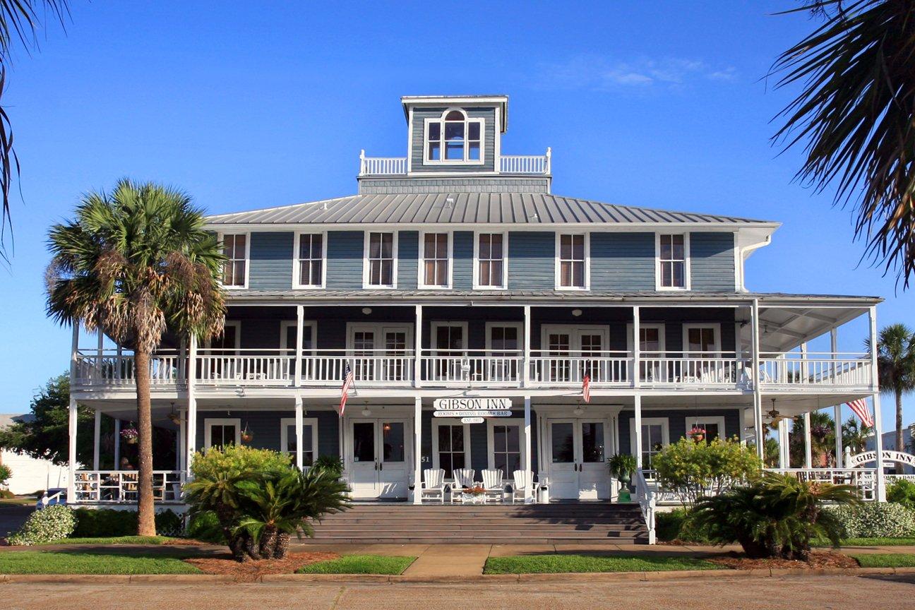Apalachicola - The Gibson Inn