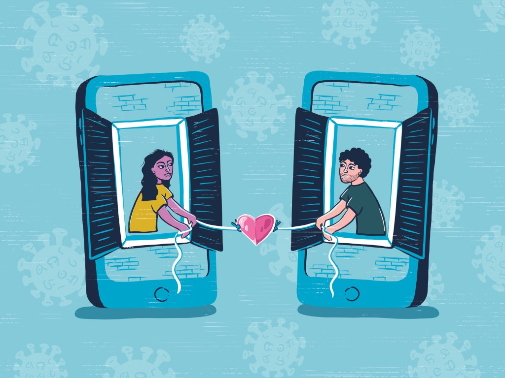 Distance Dating (1)