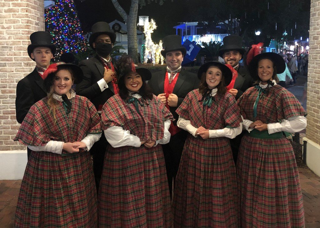 Ectc Holiday Carolers