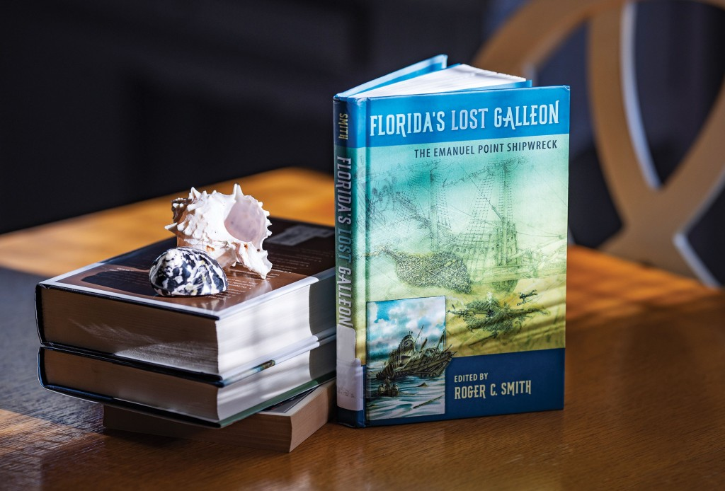 003 020321 Book Floridas Lost Galleon Ccsz