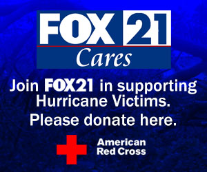 Fox 21 Hurricane Facebook image