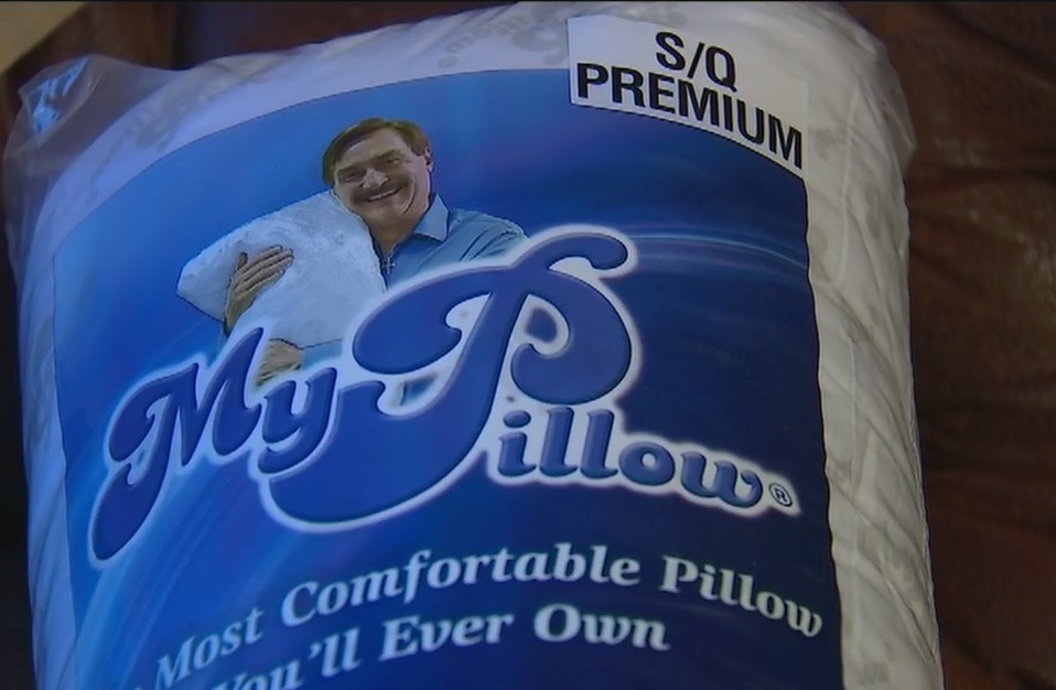 Minnesota Company Mypillow Forced To Lay Off 140